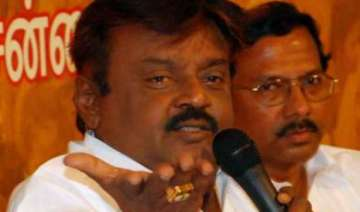 madras hc grants anticipatory bail to vijaykanth...