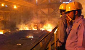 magisterial probe ordered into bhilai steel plant...