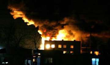 guard perishes in fire at himalaya house in delhi...