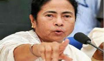 mamata banerjee denies government not cooperating...
