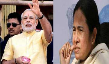 mamata gets modi s fulsome praise - India TV