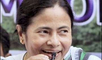 mamata breaks an 18 year vow - India TV