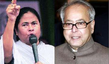 mamata slams pranab - India TV