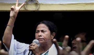 mamata to be elected tclp leader on sunday -...