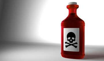 man attacks son with knife consumes acid - India...