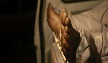 man found dead at rented accommodation - India TV