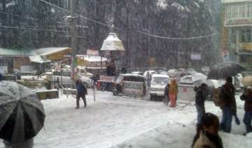 manali gets more snow most of himachal freezes -...