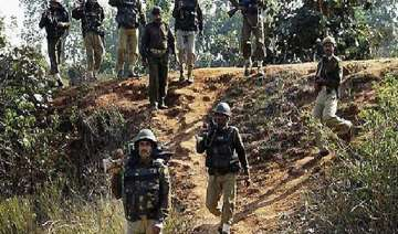 maoist wanted in attack on bsf personnel arrested...