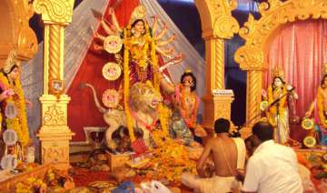 markets remain close for durgotsav in kolkata -...