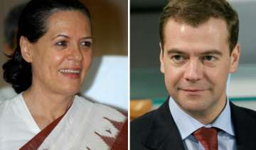 medvedev congratulates sonia on her birthday -...
