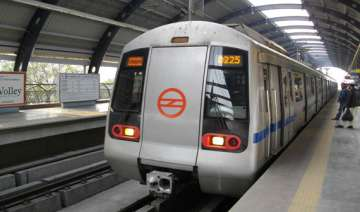 metro services to be curtailed on holi - India TV