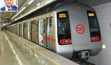 metro to cover whole of delhi by 2021 no fare...