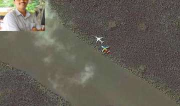 missing plane mystery hyderabad techie claims he...