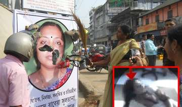 mob beats up pregnant assam mla and her second...