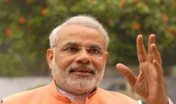 modi holds meeting with ministers - India TV
