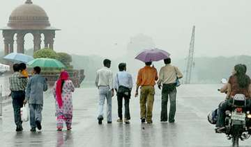 monsoon moving rapidly ahead of schedule - India...