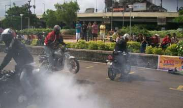 more than 500 bikers booked in mumbai during...