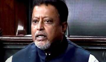 mukul roy five other new mps take oath in rs -...
