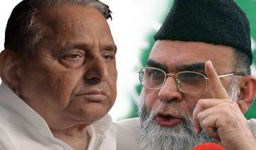 mulayam placates bukhari cleric s son in law to...