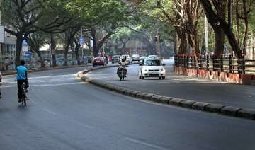 mumbai streets empty as people watch wc final -...