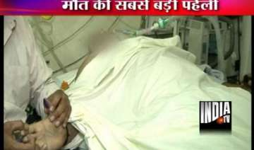 mystery shrouds delhi businessman s death - India...