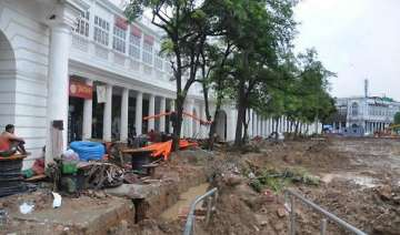 ndmc to take over connaught place renovation -...