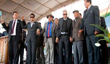naga groups committed to reconciliation forum for...