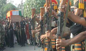 names of martyred indian army jawans near loc -...