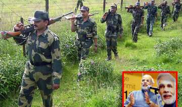 narendra modi opposes wider powers to bsf - India...