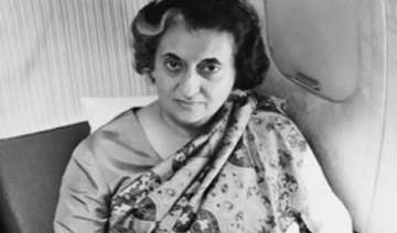 nation remembers indira on 29th death anniversary...