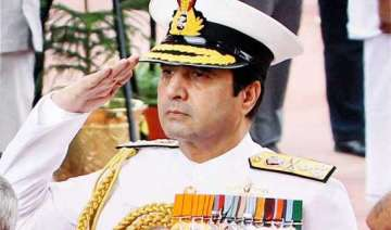 naval chief lauds his personnel - India TV