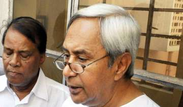 naveen patnaik wants more forces to deal with...