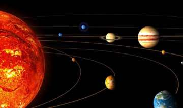 neptune completes first revolution of sun - India...