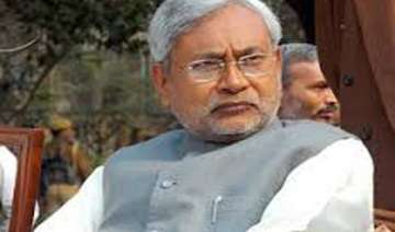 nitish contributes rs 5 crore for uttarakhand...