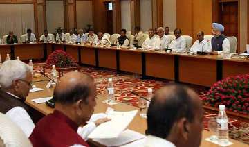 no consensus at all party meet on lokpal - India...