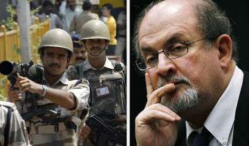 no info of threat to rushdie s life says...