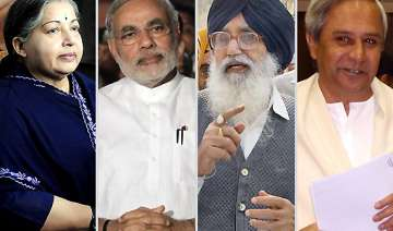 non congress cms give stiff opposition to centre...