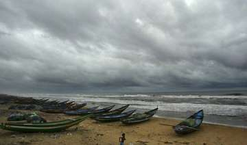 odisha sounds cyclone alert informs mha to keep...