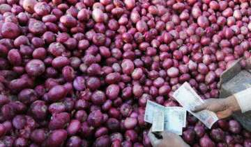 onions sold for rs 45 per kg at ration shops in...