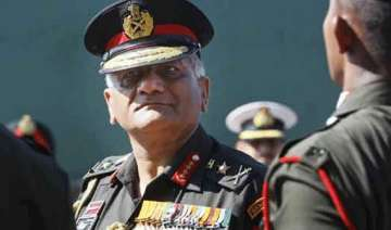 opinion divided over army chief s decision to go...