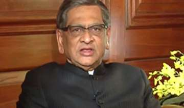 opposition now demands s m krishna to resign -...