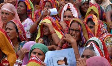 over 6 000 sensitive polling booths in rajasthan...