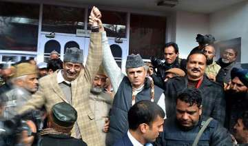 pdp leader joins national conference - India TV