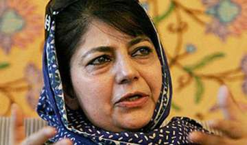 pdp only alternative to nc mehbooba - India TV