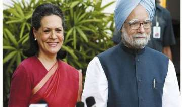 pm meets sonia seeks advice on cabinet reshuffle...