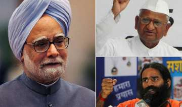 pm hits out at team anna ramdev - India TV