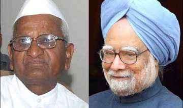 pm is a good man says hazare - India TV
