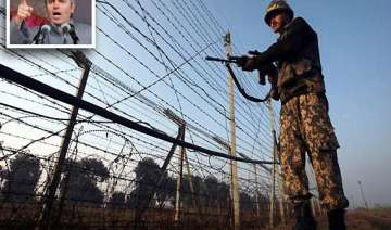 pak shells 10 border outposts in kashmir omar...