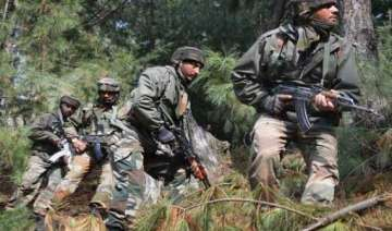 pak violates ceasefire again targets indian posts...
