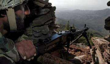 pakistan violates ceasefire fires at indian posts...